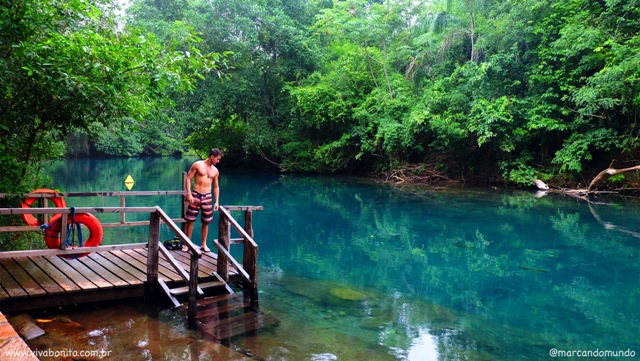 Recanto Ecológico Rio da Prata - Flutuação - Agência de turismo Viva Bonito