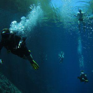 Mergulhos de Cilindro